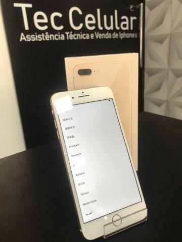 IPhone 8 Plus 64gb - 6 meses de garantia - Foto 2
