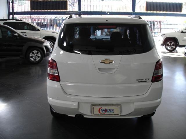 Chevrolet Spin 1.8 LTZ 2014 Completa Automática 7 Lugares Top!!!!!! - Foto 3