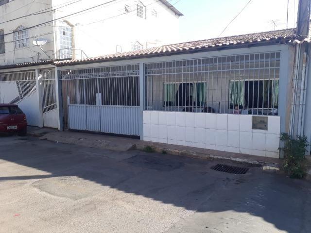 Ótima casa 3 quartos com suíte e laje na QNP 14, P sul, R$ 250 mil, aceita financiamento