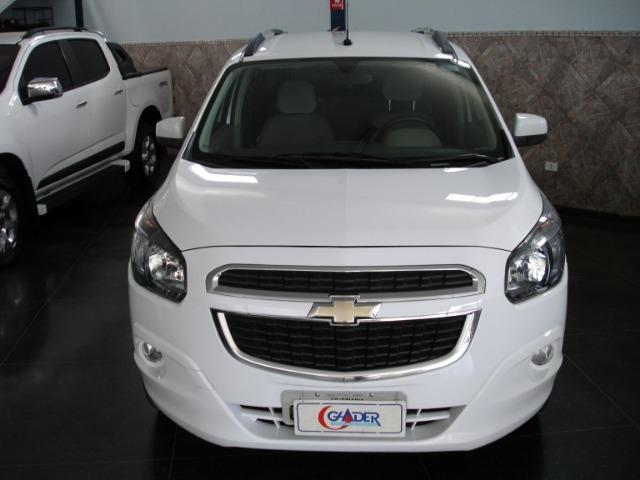 Chevrolet Spin 1.8 LTZ 2014 Completa Automática 7 Lugares Top!!!!!! - Foto 11