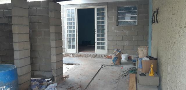 Bonfim paulista, casa 1 dormitorio,sala,cozinha, banmheiro,garagem alugo r$750,00