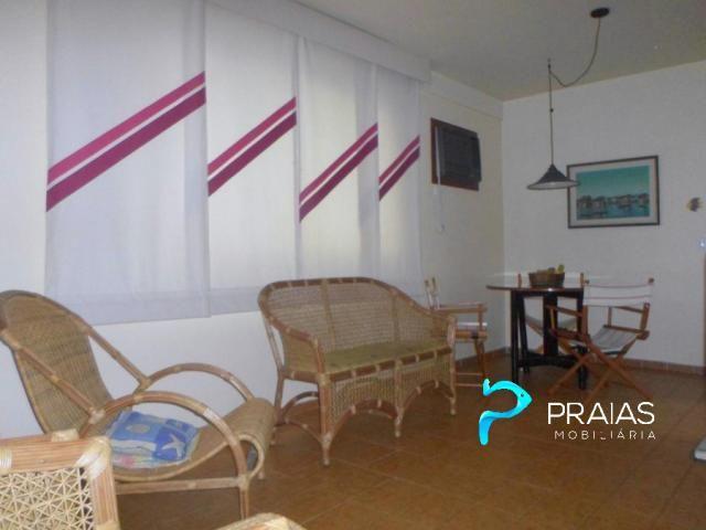 Apartamento à venda com 2 dormitórios em Enseada, Guarujá cod:76428 - Foto 2