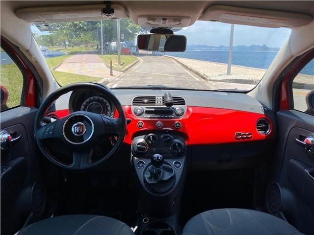 Fiat 500 1.4 cult 8v 2p manual - Foto 6