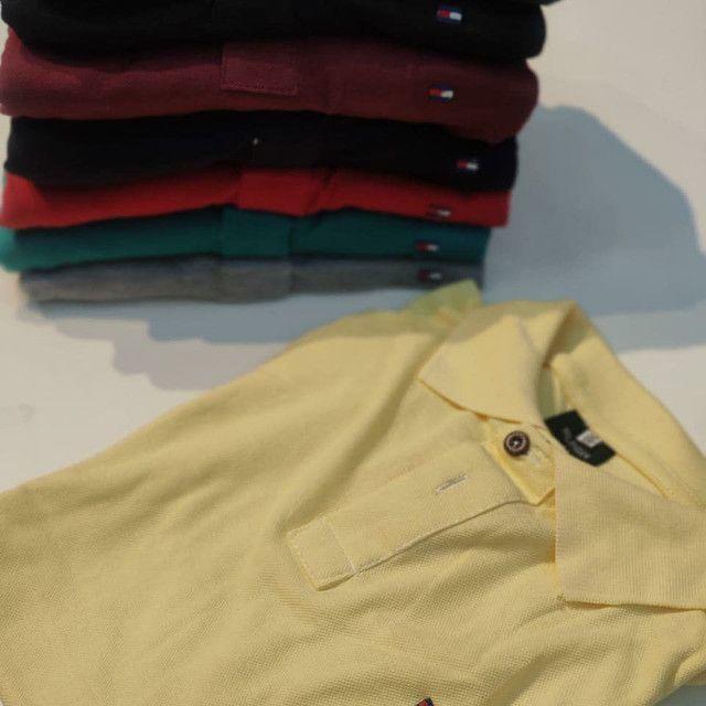 Camisas Polo reserva,tommy e lacos - Foto 2
