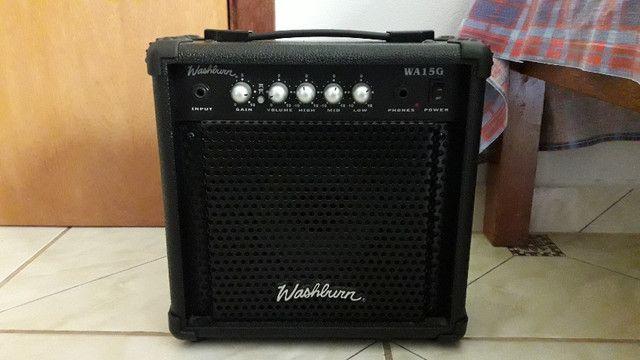 Guitarra Washburn RX10 - Foto 3