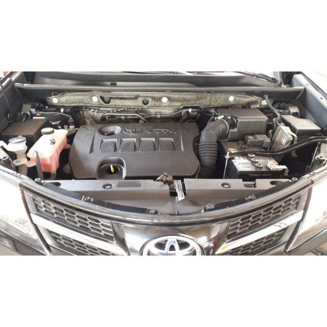 Toyota/ Rav4 2.0 4x2 automática gasolina 14/15 completa - Foto 7
