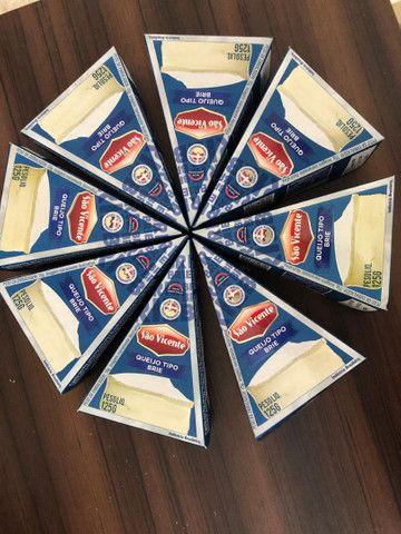Queijo Brie e Mozarella de búfala  - Foto 2