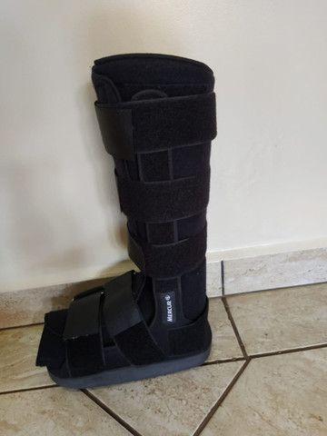 RoboFoot - Bota imobilizadora Mercur - Foto 2