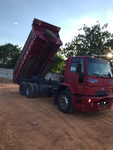 Ford Cargo 2422 Ano 2009 - Foto 3