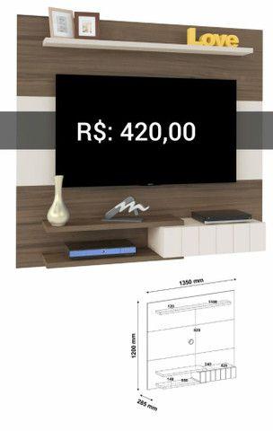 Painel para TV de 50 polegadas - Foto 5