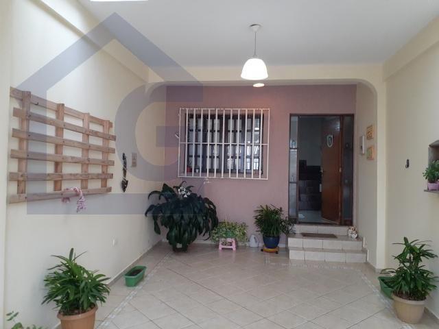 Casa à venda com 2 dormitórios em Demarchi, São bernardo do campo cod:5660