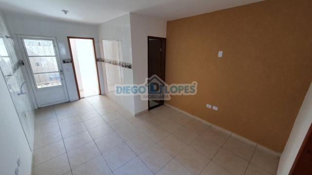Casa à venda com 2 dormitórios em Campo de santana, Curitiba cod:682 - Foto 2