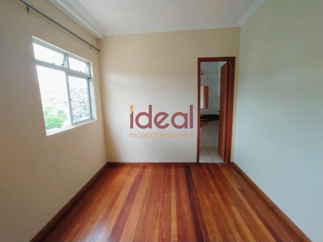 Apartamento para aluguel, 2 quartos, 1 vaga, Bairro De Fátima - Viçosa/MG - Foto 4