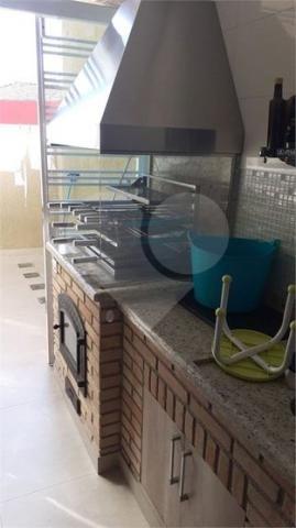 Casa à venda com 3 dormitórios em Mandaqui, São paulo cod:169-IM492319 - Foto 12