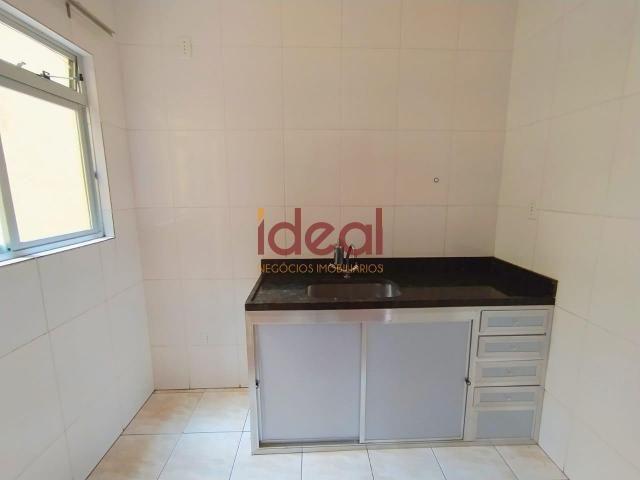 Apartamento para aluguel, 2 quartos, 1 vaga, Bairro De Fátima - Viçosa/MG - Foto 7