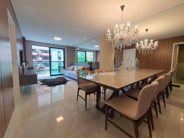 Apartamento com 3 dormitórios à venda, 106 m² por R$ 699.900 - Centro - Juiz de Fora/MG - Foto 2