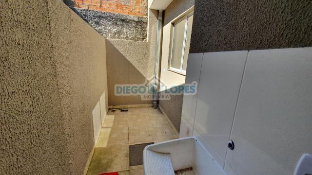 Casa à venda com 2 dormitórios em Campo de santana, Curitiba cod:682 - Foto 8