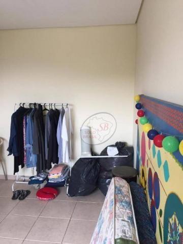 Sobrado com 3 dormitórios para alugar, 159 m² por R$ 3.000/mês - Serpa - Caieiras/SP - Foto 5