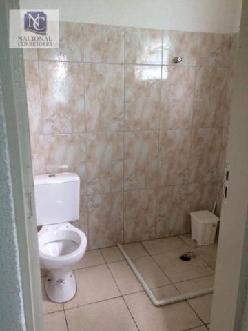 Kitnet com 1 dormitório para alugar, 50 m² por R$ 800,00/mês - Bangu - Santo André/SP - Foto 13