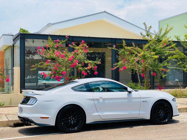 Mustang 5. 0 modelo GT