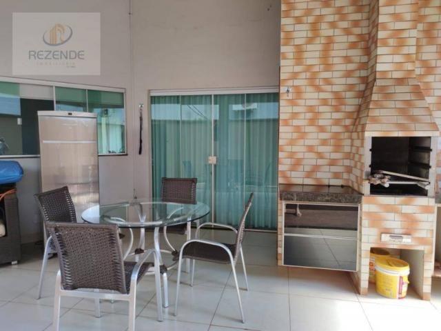 Casa com 3 dormitórios à venda, 192 m² por R$ 650.000,00 - Plano Diretor Norte - Palmas/TO - Foto 3