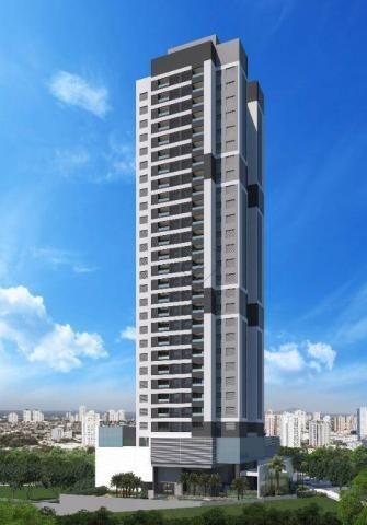 Apartamento com 3 dormitórios à venda, 105 m² por R$ 630.000,00 - Bravie - Cuiabá/MT - Foto 17