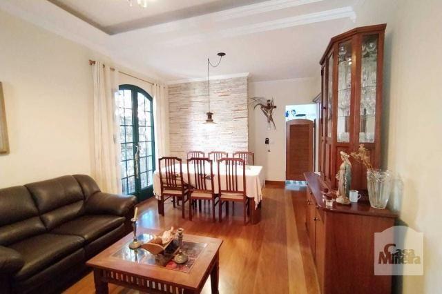 Casa à venda com 2 dormitórios em União, Belo horizonte cod:269091