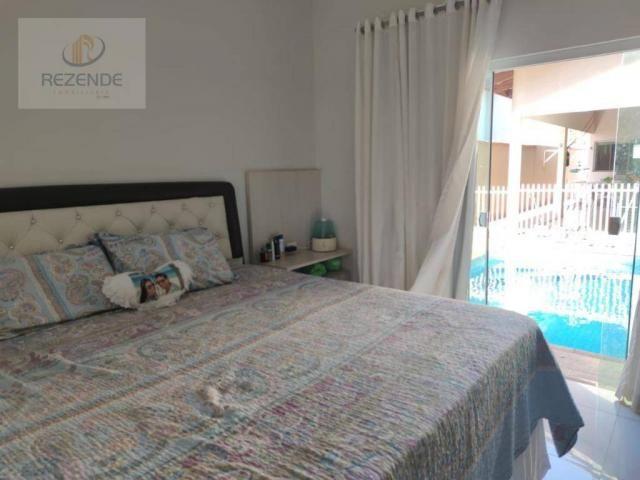 Casa com 3 dormitórios à venda, 192 m² por R$ 650.000,00 - Plano Diretor Norte - Palmas/TO - Foto 20