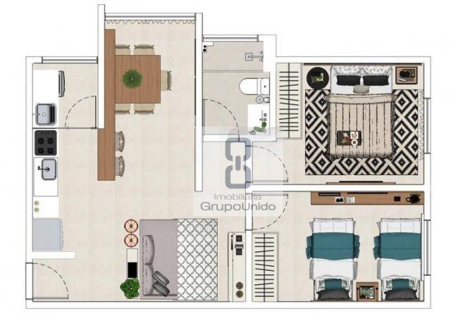 Apartamento residencial à venda, Jardim Primavera, Bady Bassitt. - Foto 19