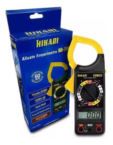 Alicate Amperímetro Digital - H 266