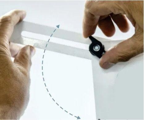 Suporte Lcd/tablet para Cadeira Odontológica - Foto 3