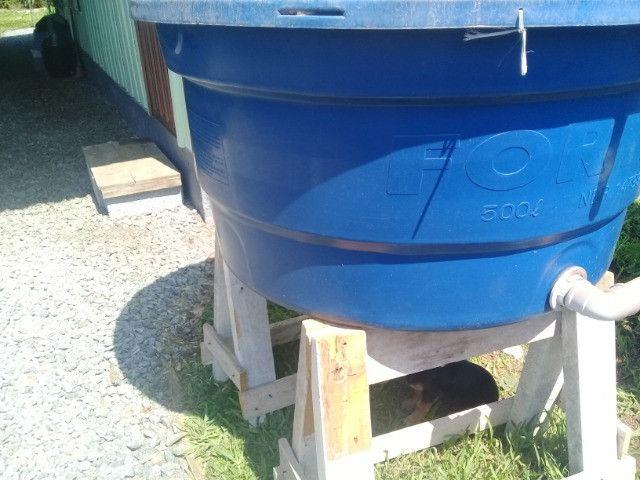 Caixa de água 500litros - Foto 2