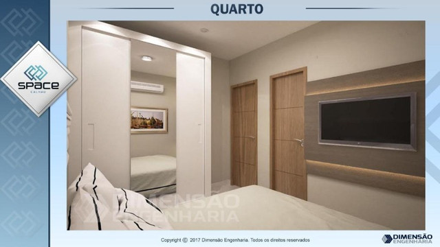 Space Calhau, O condominio pra sua familia!