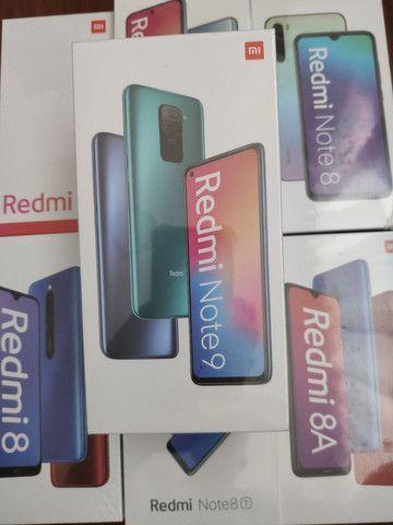 Xiaomi // Redmi Note 9 128  // Novo lacrado com garantia e entrega imediata