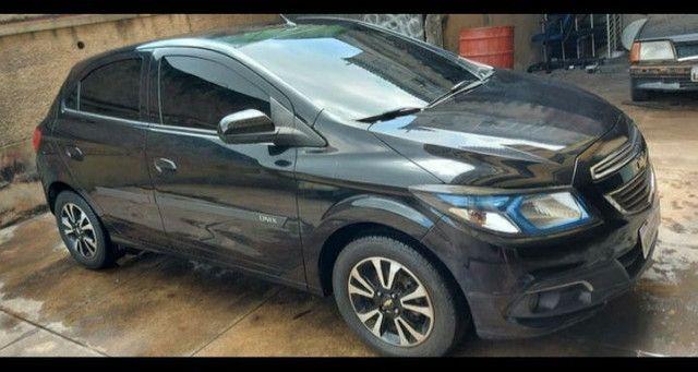 Chevrolet Onix Hatch Luz 1.4 8V Flexpower 5p Mec - Foto 4