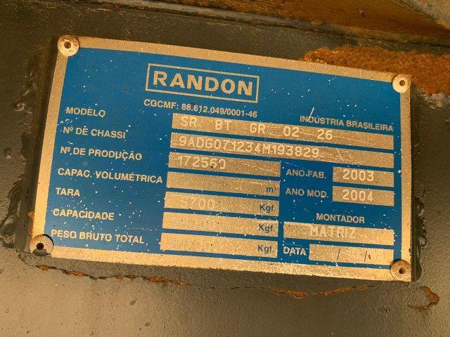 Rodotrem Bitrenzão 3+3 Randon 2004 25,20 m - Foto 6