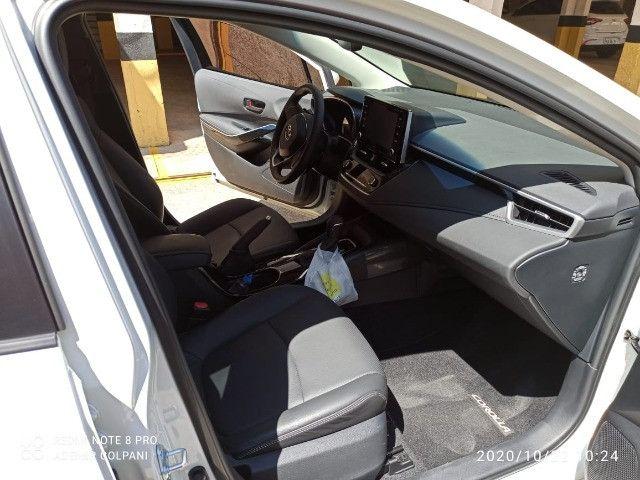 Corolla XEI - 2020/2021 - 7.600km - Foto 7