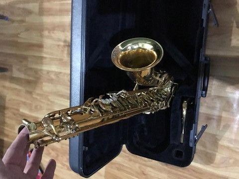 Yamaha Saxofone 275 - Conservadíssimo - Foto 6