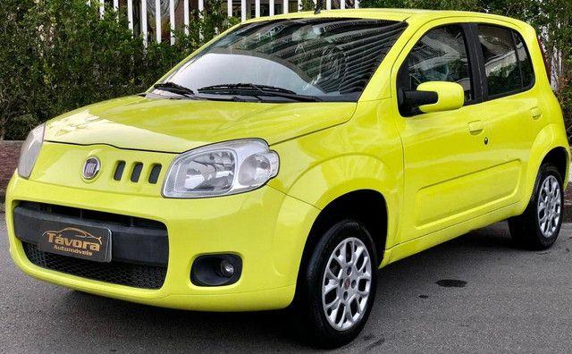 Fiat uno vivace 2011 completo! 1.0 novo!