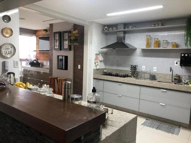 Apartamento 3 suítes, com 163m2, no Jardim Goiás - Foto 9
