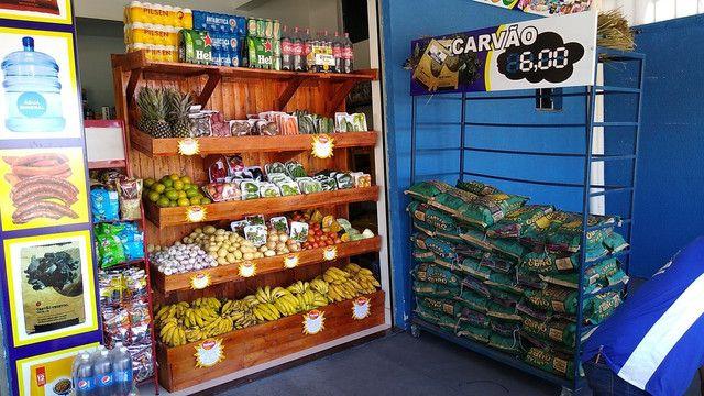 Vendo expositor de frutas e verduras - Foto 3