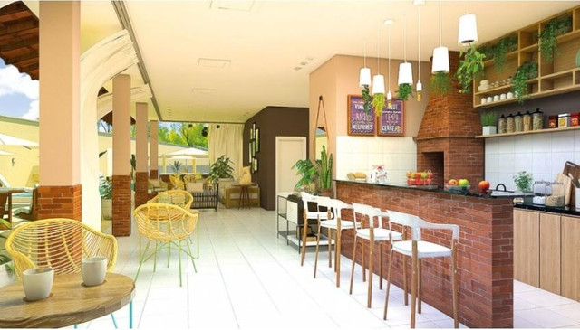912 - Village do Sol 2, apartamento com 2 quartos - Foto 4