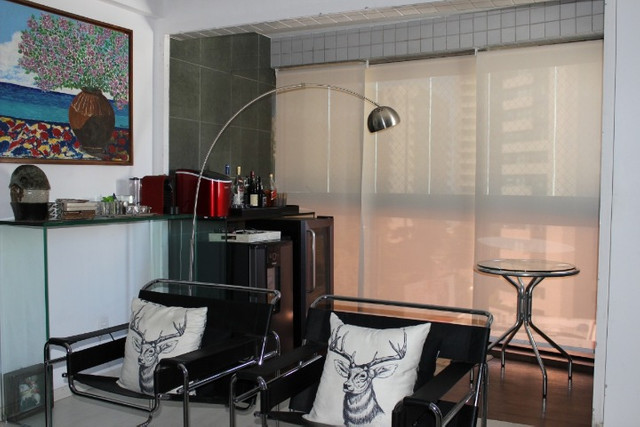 AL117 Apartamento 1 Quarto Suíte+Closet+Escritório, Depen, 3 Wc, 2 Vagas, 94m², Boa Viagem - Foto 2