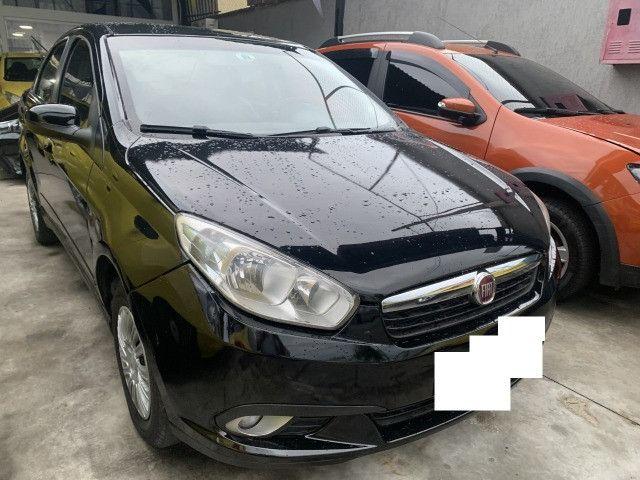Fiat grand siena tetra 2013, ex taxi aprovação imediata, s/ comprovação de renda - Foto 7