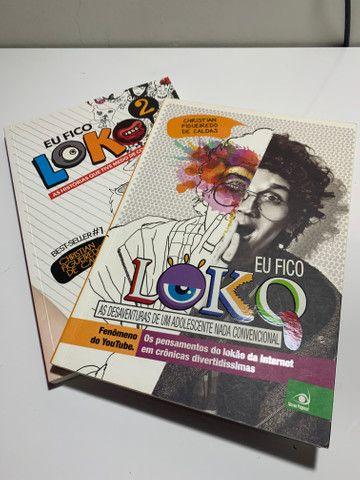 Combo de livros Eu fico loko (Christian Figueiredo)