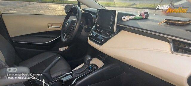 Corolla 1.8 VVT-I Hybrido Flex Altis CVT - Foto 6