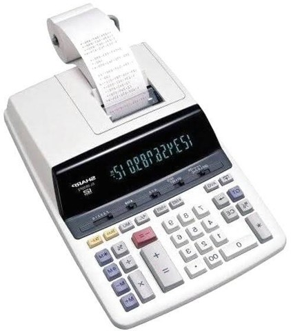 Calculadora Sharp 2630 Piii Nova R$1.190,00 - Foto 2