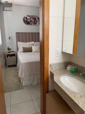 Apartamento à venda com 2 dormitórios em Setor leste vila nova, Goiânia cod:M22AP1203 - Foto 17