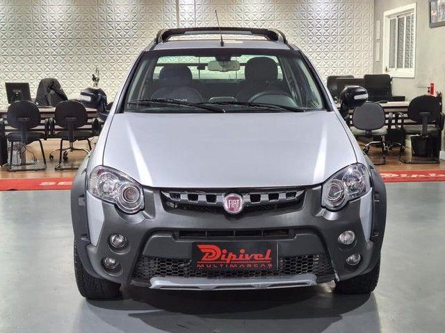 "Fiat Strada Adventure CE 2014 ""Periciada""  - Foto 2"