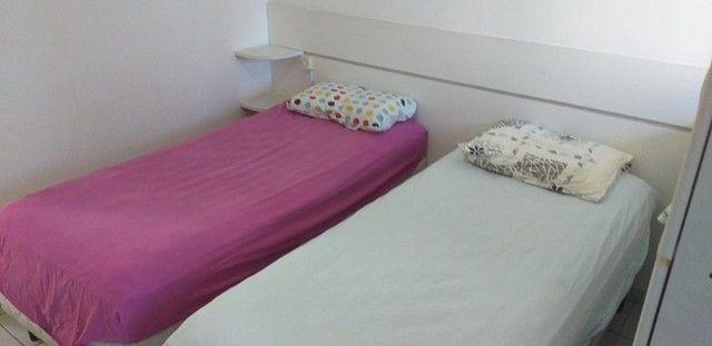 Excelente apto 2 quartos/2 BWs, mobiliado, no Cabo Branco, 1 quadra da praia. - Foto 11